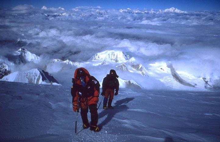 1st singapore mt everest expedition 1998 david lim s expedition site